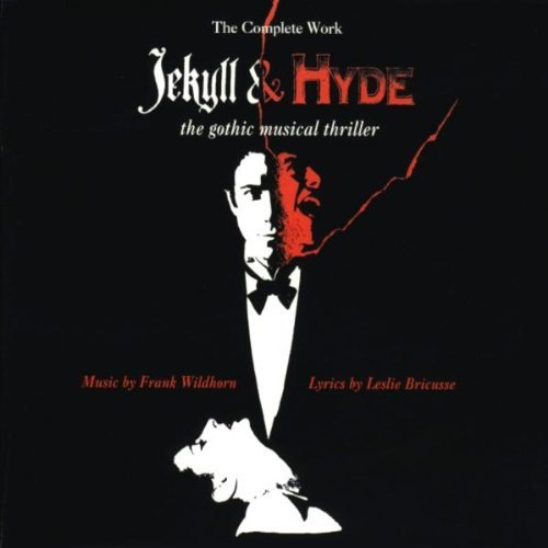 Jekyll & Hyde Musical 2 CD Set