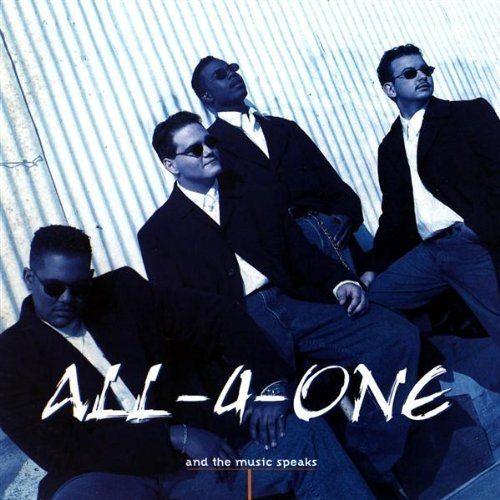 All-4-One/And The Music Speaks
