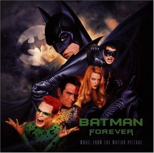 Batman Forever/Soundtrack@Brandy/Mazzy Star/Flaming Lips