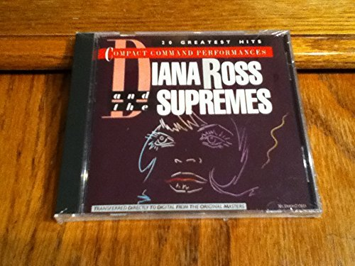 Ross Diana & The Supremes 20 Greatest Hits
