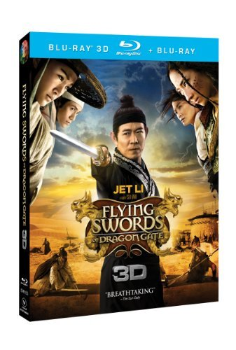 Flying Swords Of Dragon Gate 2 Li Kun Chun Mei R Incl. DVD