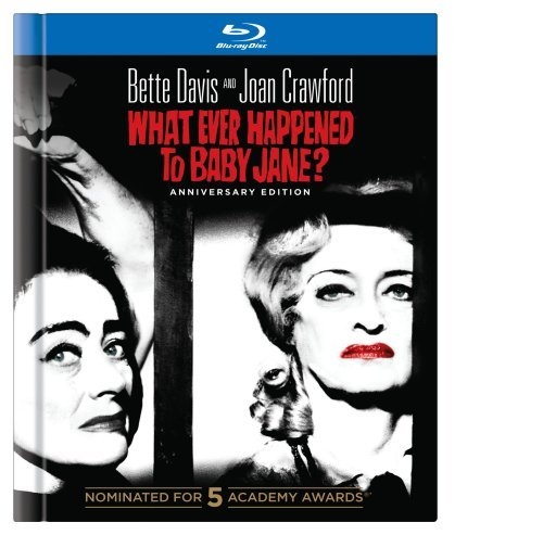What Ever Happened To Baby Jan Davis Crawford Buono Blu Ray Ws Nr