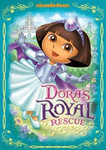 Dora's Royal Rescue Dora The Explorer Nr
