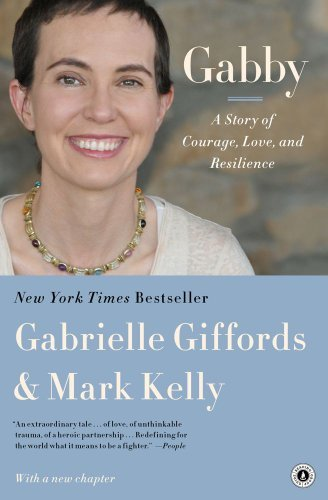 Gabrielle Giffords Gabby A Story Of Courage Love And Resilience