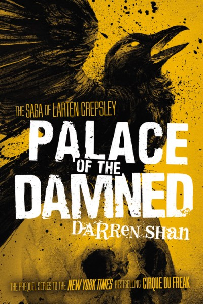Darren Shan Palace Of The Damned