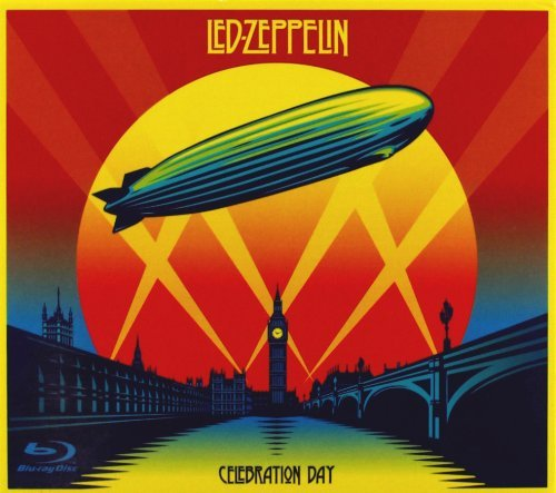 Led Zeppelin Celebration Day Deluxe Ed. 2 CD Incl. DVD & Br