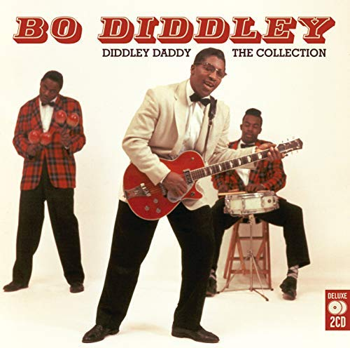 Bo Diddley Diddley Daddy The Collection 2cd