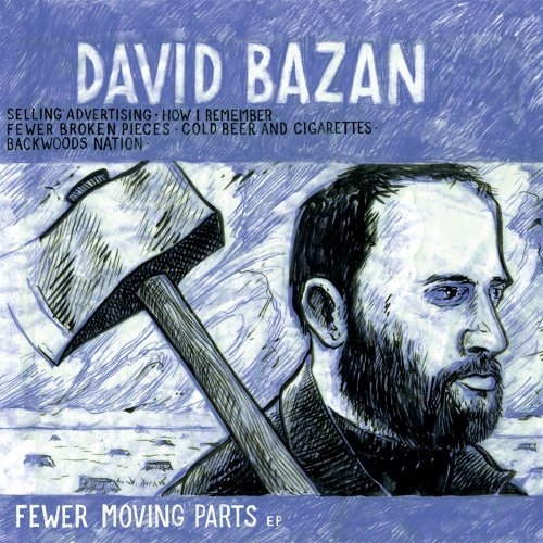 David Bazan Fewer Moving Parts