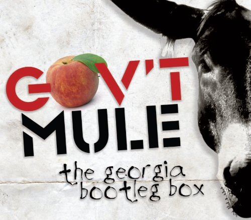 Gov't Mule Georgia Bootleg Box 6 CD