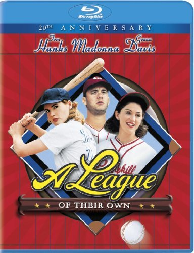 League Of Their Own League Of Their Own Blu Ray Aws Pg