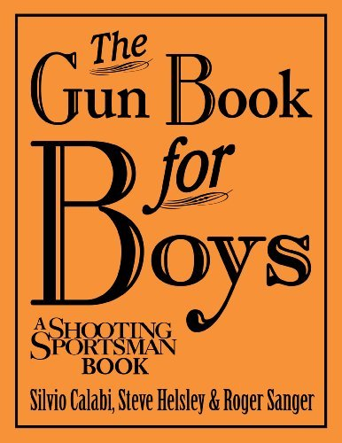 Silvio Calabi Gun Books For Boys The