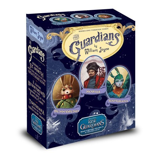 William Joyce The Guardians Boxed Set Nicholas St. North And The Battle Of The Nightmar