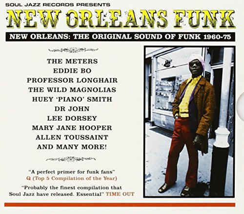New Orleans Funk New Orleans Funk