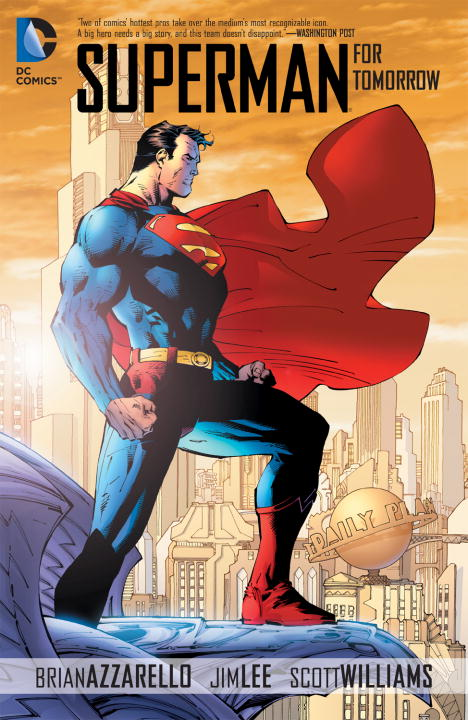 Brian Azzarello Superman For Tomorrow