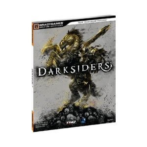 Bradygames Darksiders Official Strategy Guide (video Game Acc