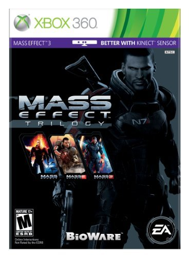 Xbox 360 Mass Effect Trilogy