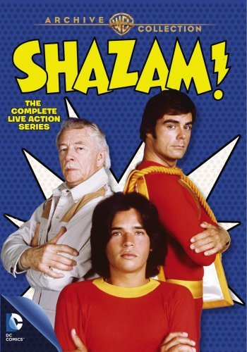 Shazam! Complete Series DVD Mod This Item Is Made On Demand Could Take 2 3 Weeks For Delivery