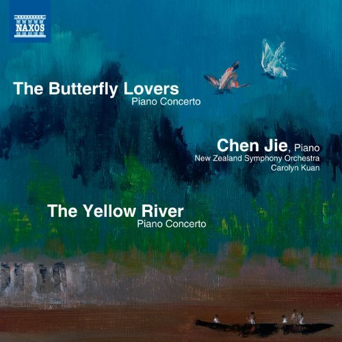 Chen Gang Chen Jie Butterfly Lovers Concerto Yell Jie New Zealand Symphony Orche