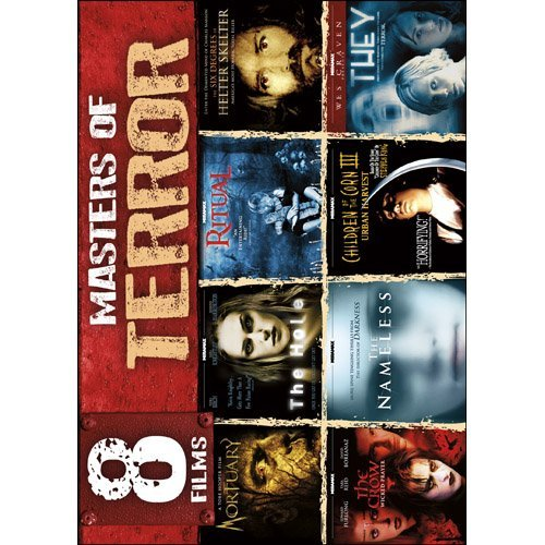 Masters Of Terror Collection Vol. 1 8 Film Set Nr 2 DVD