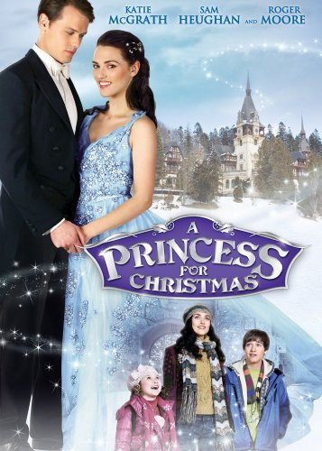 Princess For Christmas Mcgrath Moore Heughan DVD Nr