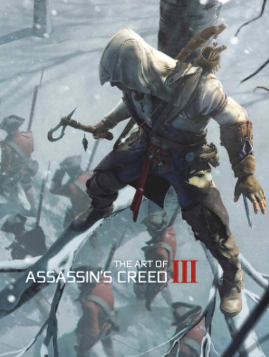 Andy Mcvittie The Art Of Assassin's Creed Iii