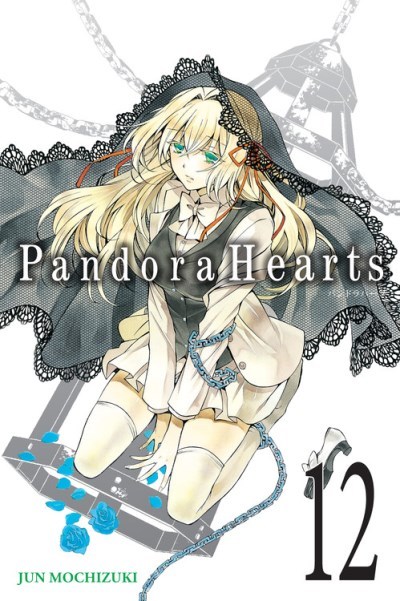 Jun Mochizuki Pandorahearts Vol. 12