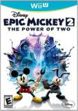 Wii U Epic Mickey 2 The Power Of Two E