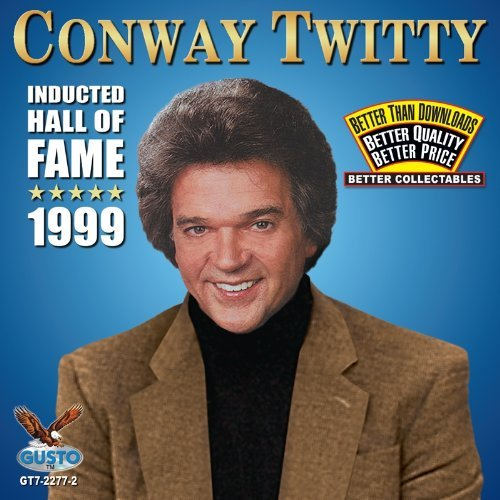 Conway Twitty Inducted Hall Of Fame 1999