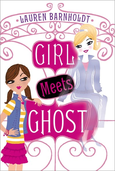 Lauren Barnholdt Girl Meets Ghost Reprint