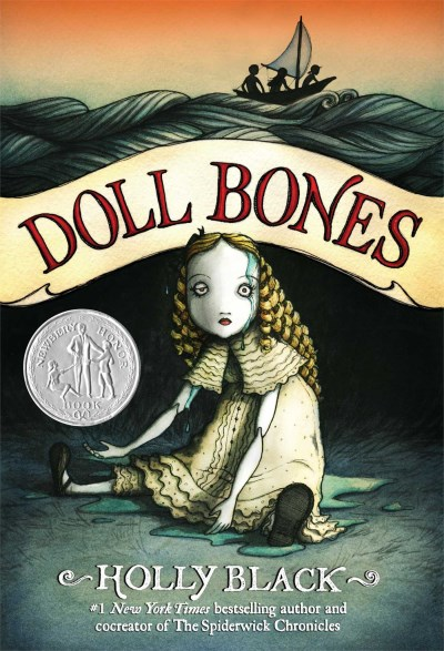 Holly Black Doll Bones