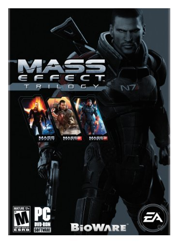 Pc Games Mass Effect Trilogy Electronic Arts M