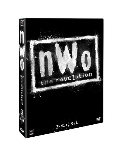 N.W.O. The Revolution Wwe Tvpg 3 DVD