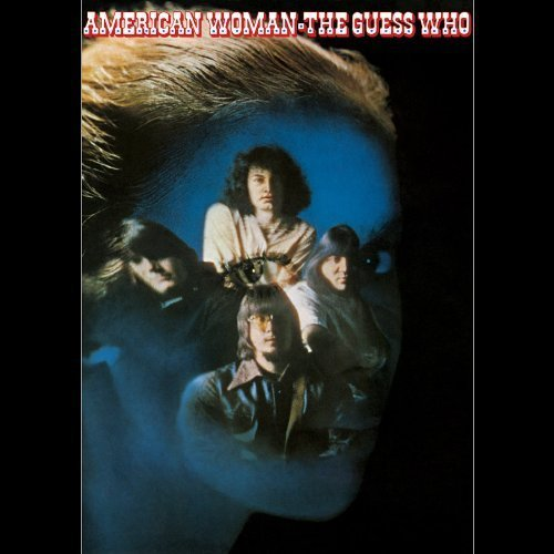 Guess Who American Woman 180gm Vinyl