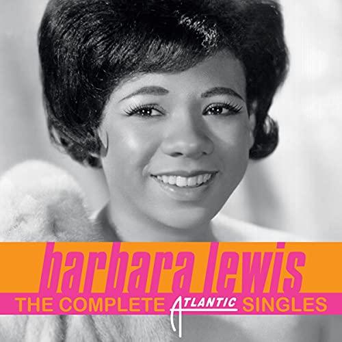Barbara Lewis/Complete Atlantic Singles@2 Cd