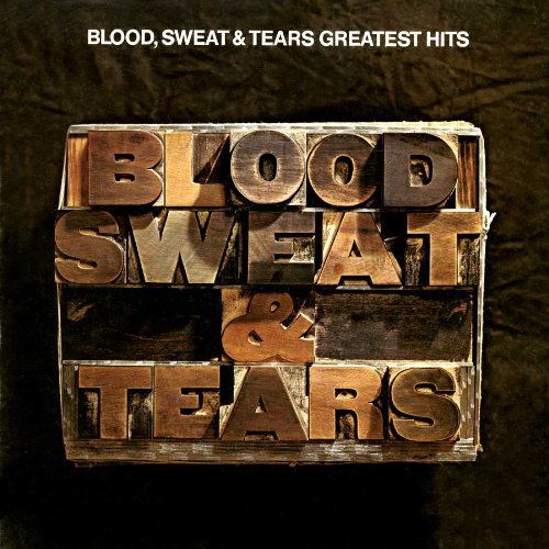Blood Sweat & Tears Greatest Hits 180gm Vinyl