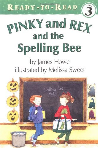 Melissa Sweet Pinky And Rex And The Spelling Bee Repackage