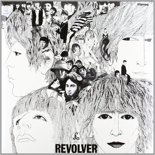 Beatles Revolver (original Recording R 180gm Vinyl