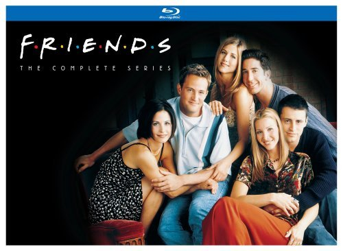 Friends Complete Series Blu Ray