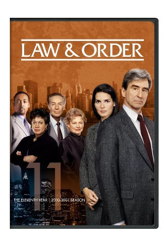 Law & Order Season 11 DVD Nr