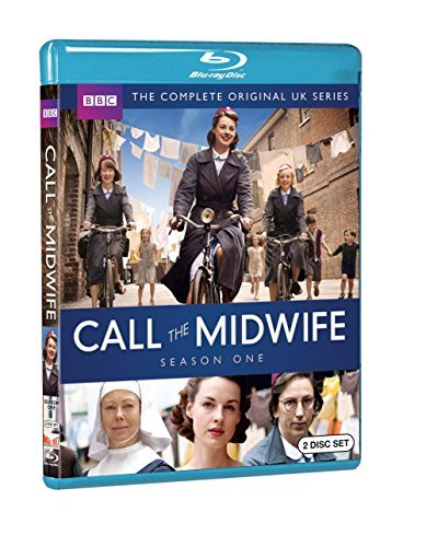 Call The Midwife Season 1 Blu Ray