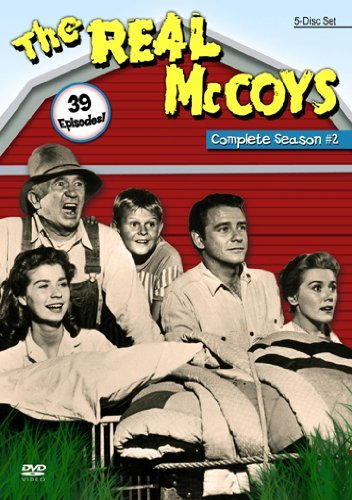 Real Mccoys Season 2 DVD Mod This Item Is Made On Demand Could Take 2 3 Weeks For Delivery