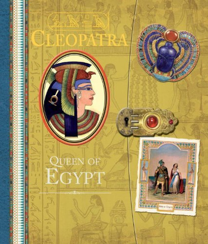 Clint Twist Cleopatra Queen Of Egypt