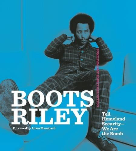 Boots Riley Boots Riley Tell Homeland Security We Are The Bomb