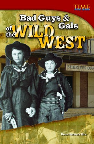 Dona Rice Bad Guys And Gals Of The Wild West (challenging) 0002 Edition;