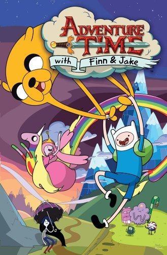 Ryan North Adventure Time Volume 1