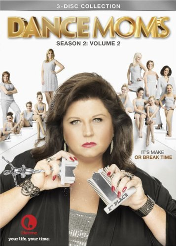 Dance Moms Dance Moms Vol. 2 Season 2 Ws Nr 3 DVD