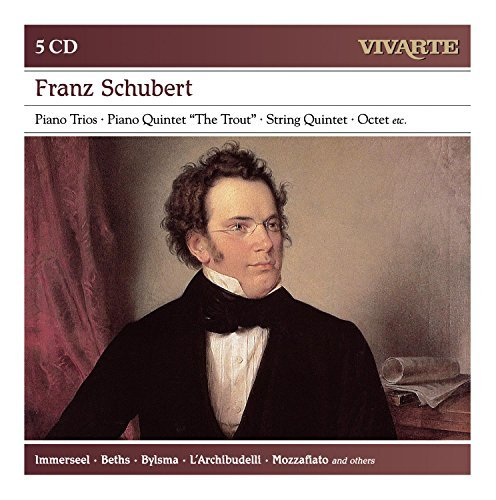 Schubert The Piano Trios Pian Schubert The Piano Trios Pian 5 CD