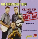Kingston Trio Close Up Sold Out Four Origina Import Gbr 2 CD