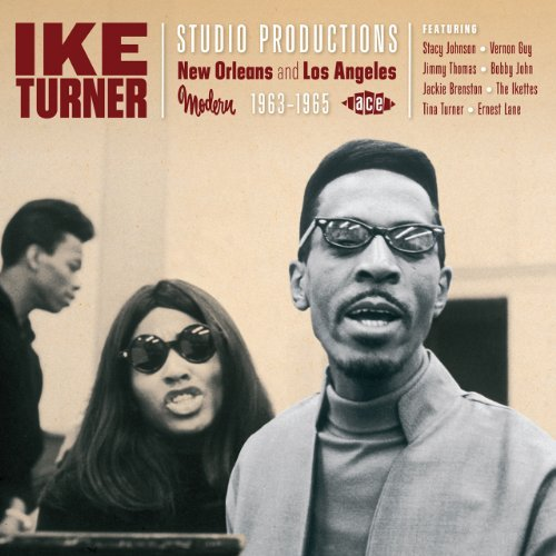 Ike Turner New Orleans & Los Angeles 1963 Import Gbr
