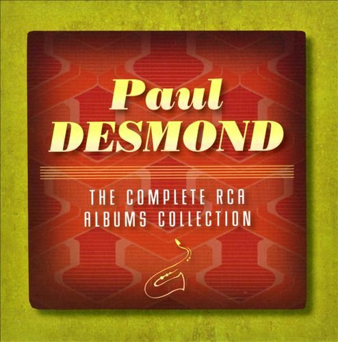 Paul Desmond Complete Rca Albums Collection 6 CD